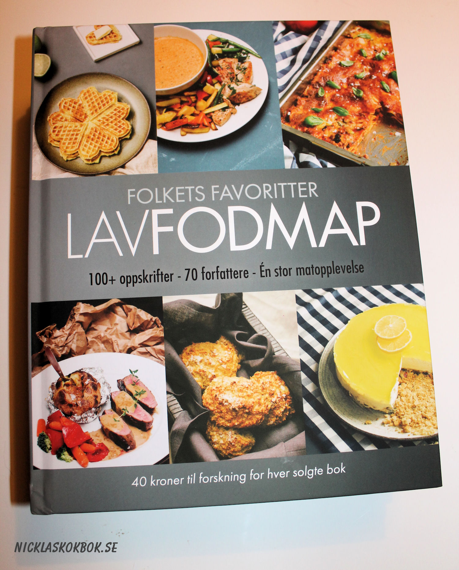 food map recept