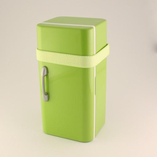 Matlåda-Bentobox-kylskåp-grön-510x509