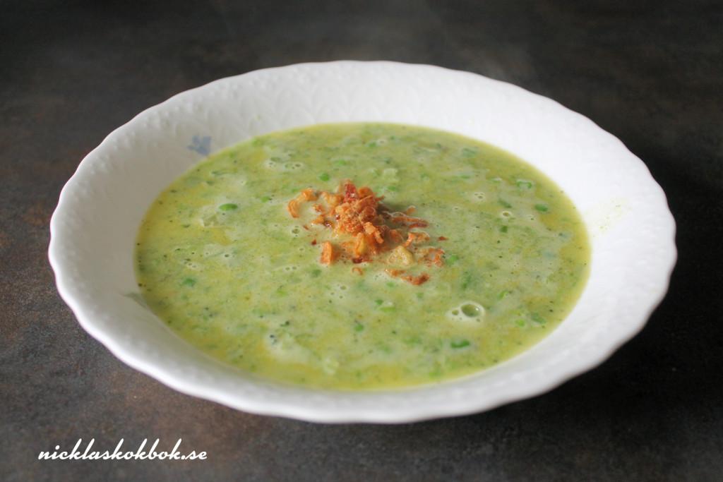 Gröna soppan