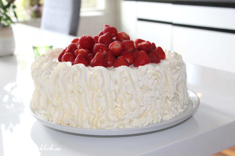 Tårta utan grädde
